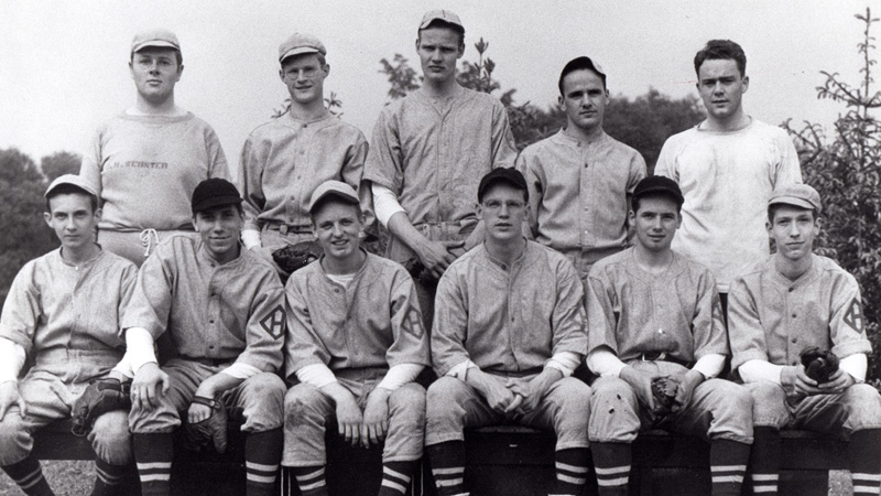 Hamilton Baseball - 1941
