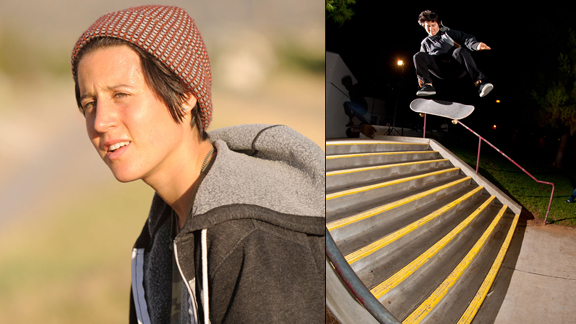 Alexis Sablone is the only skateboarder who can claim to have three X Games medals, an architecture degree and an acceptance letter from a Master's program at MIT.