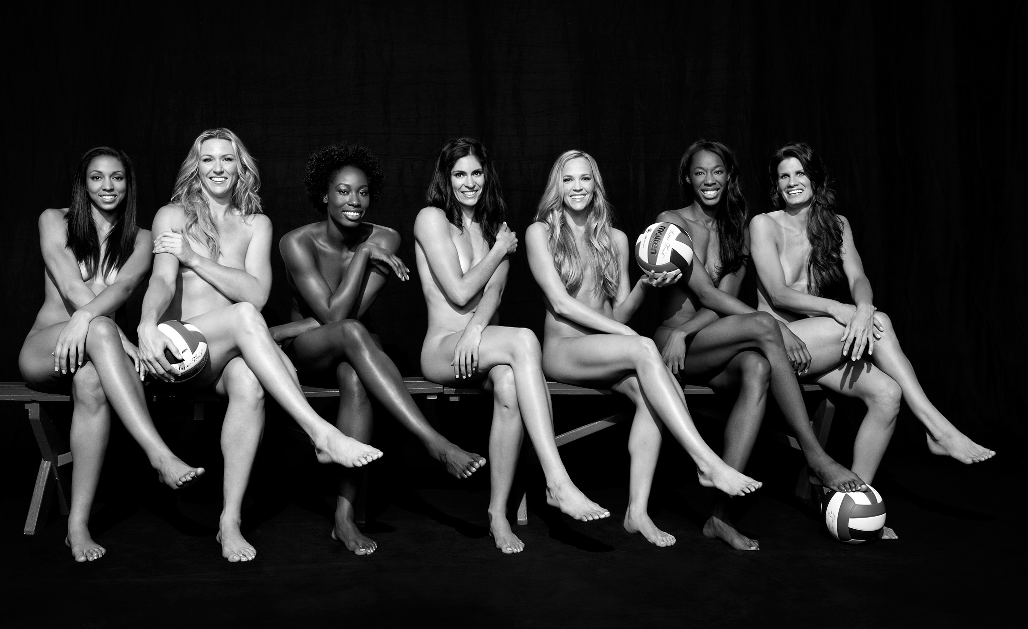 U.S Women's National Volleyball Team