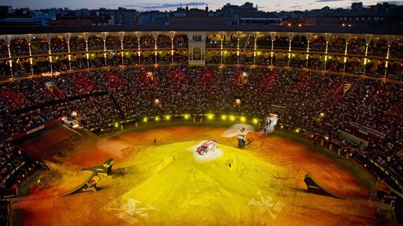 Las Ventas bullfighting arena