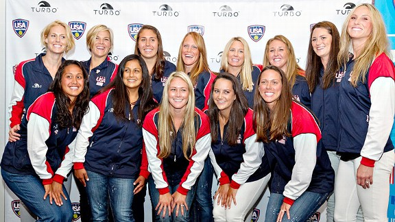 US Water Polo Team