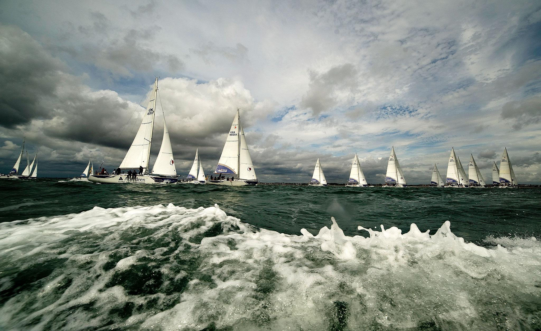 Sea, Sky, Sails