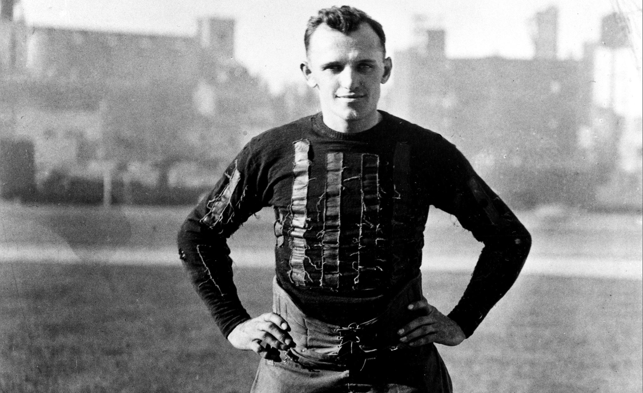 No. 5: George Halas