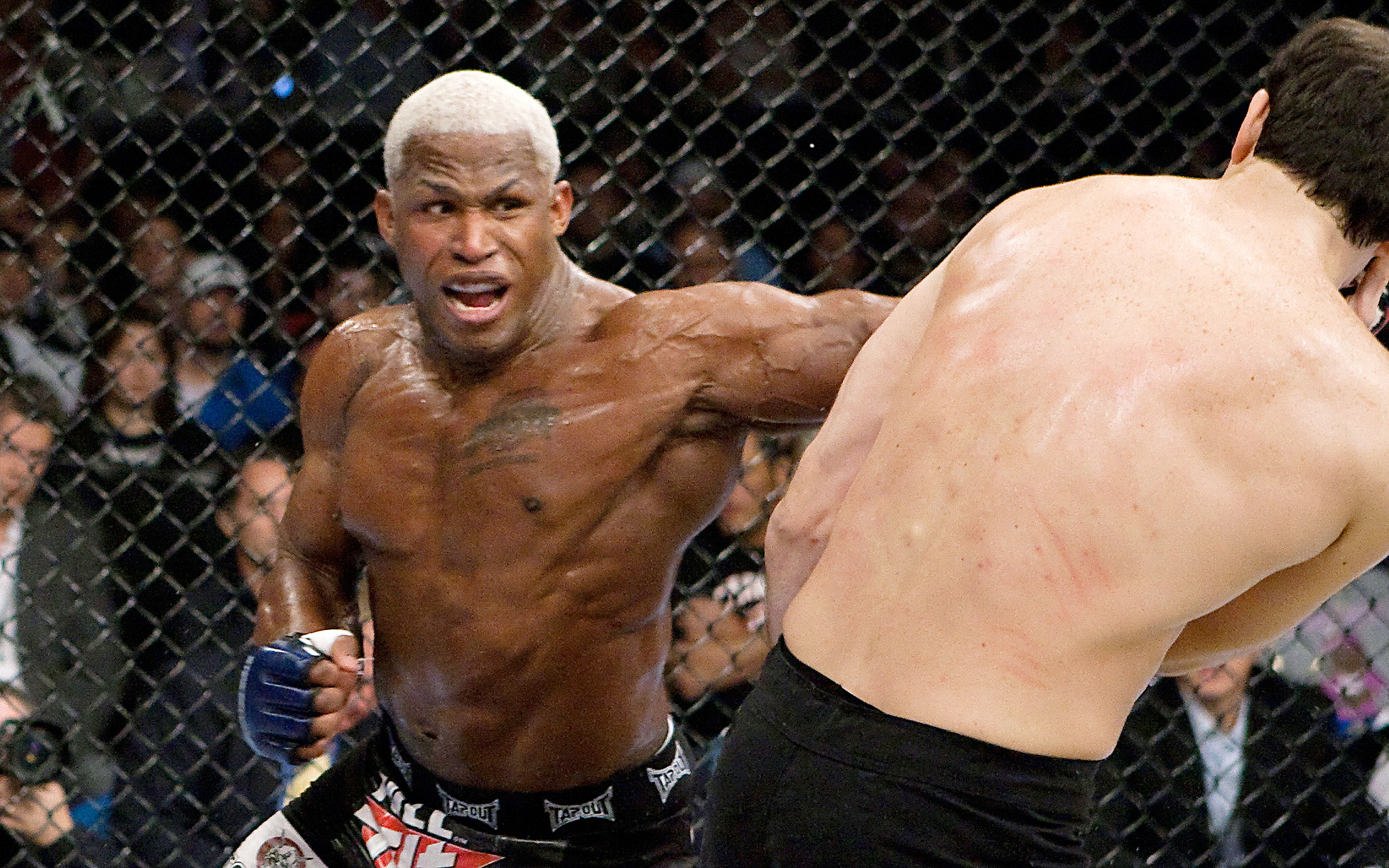No. 4: Kevin Randleman slips up