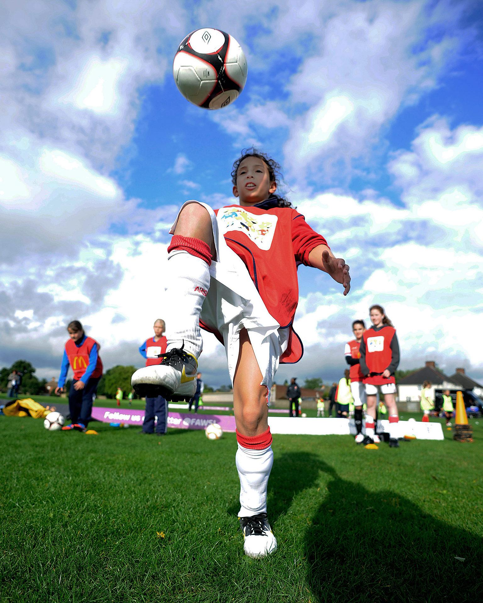 FA Girls' Football Festival