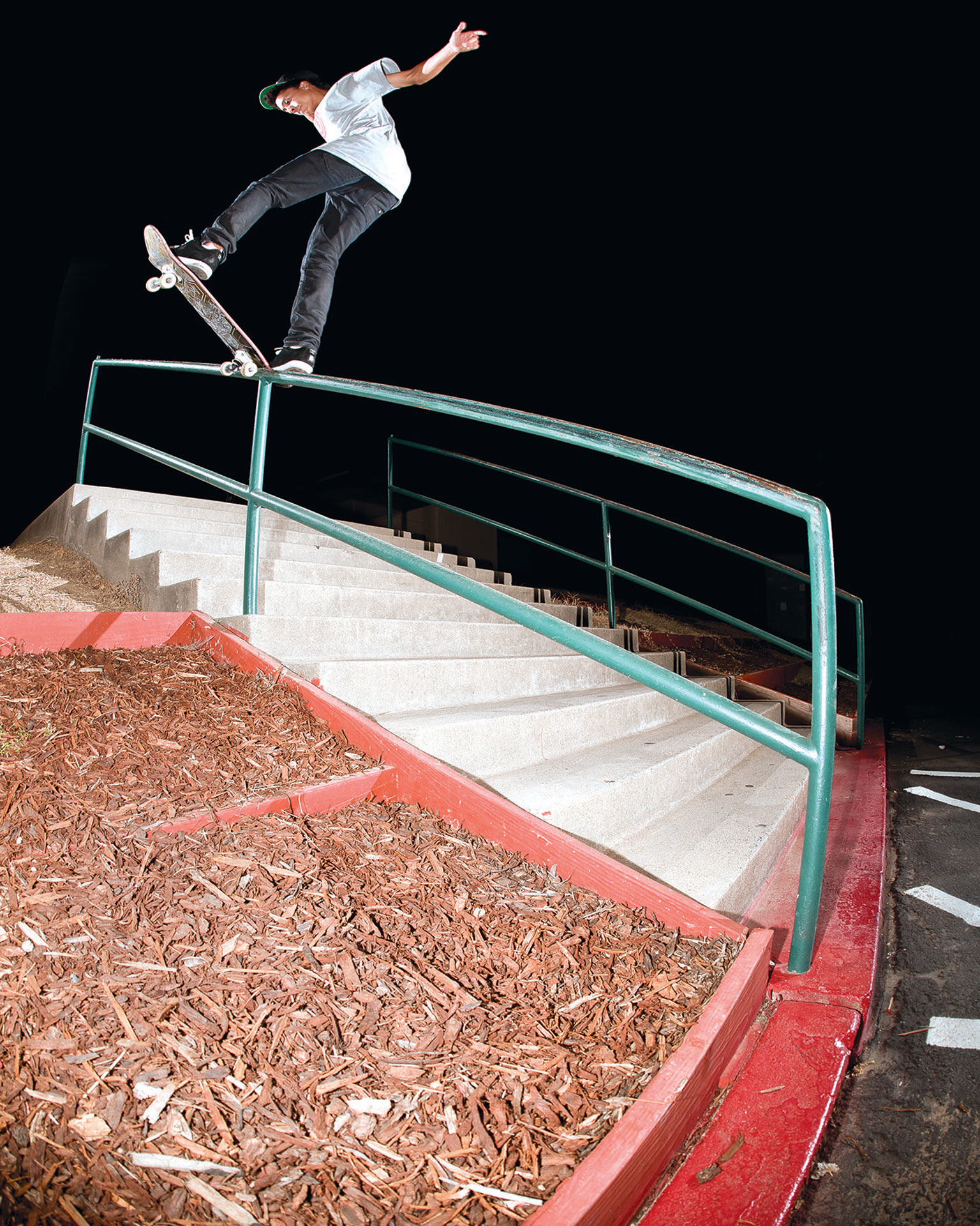 Switch Front Blunt