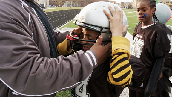 Head Games looks at how concussions have become an issue in sports like football and soccer.