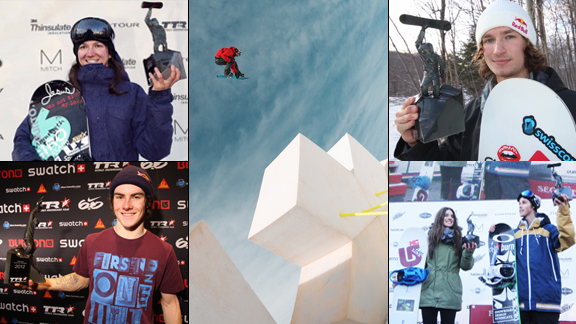 X Games and TTR Pro Snowboarding -- together at last.