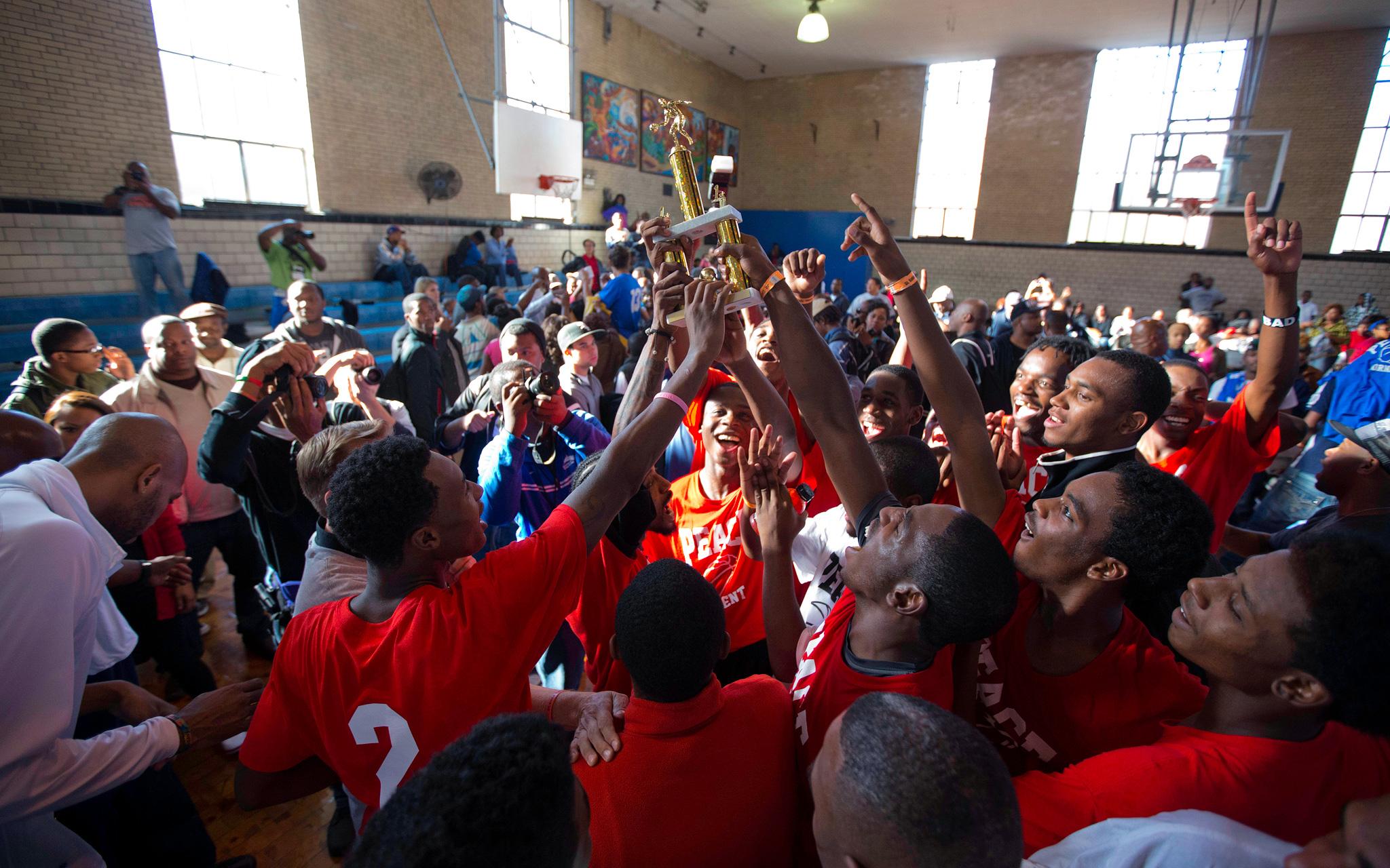PEACE Basketball Tournament