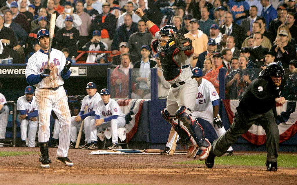 2006 NLCS: Cardinals over Mets