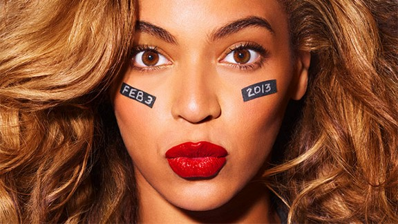 Beyonce Super Bowl Announcement
