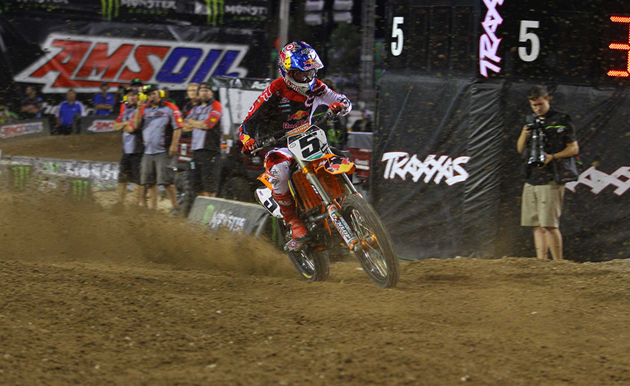 Dungey's Bad Luck