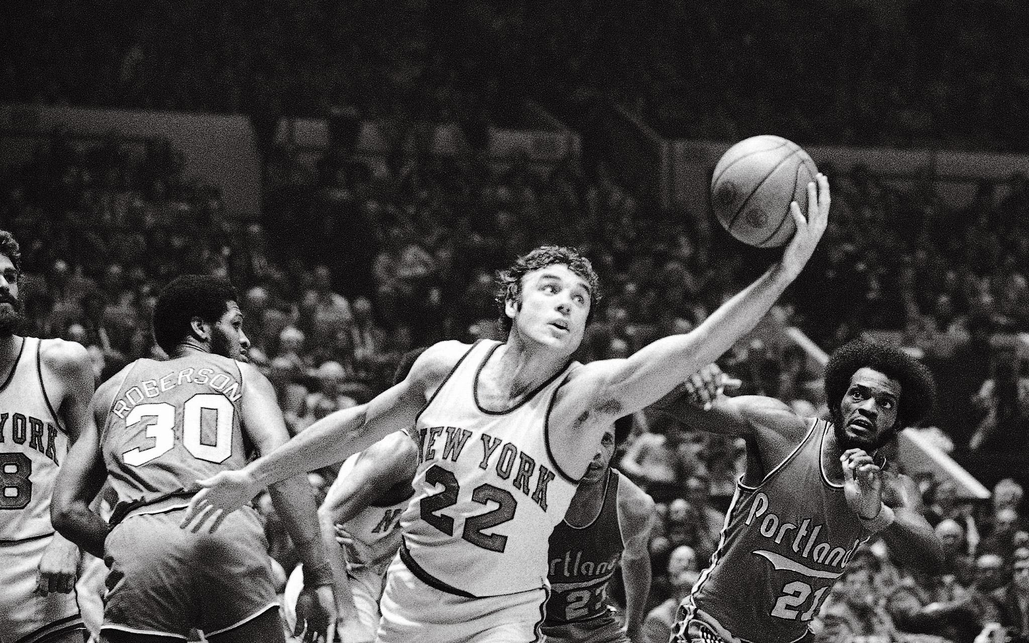 6. Dave DeBusschere - The 25 Greatest Knicks - ESPN