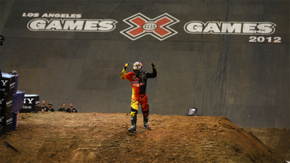 The existing agreement between Los Angeles partner AEG and the X Games ends in 2013.