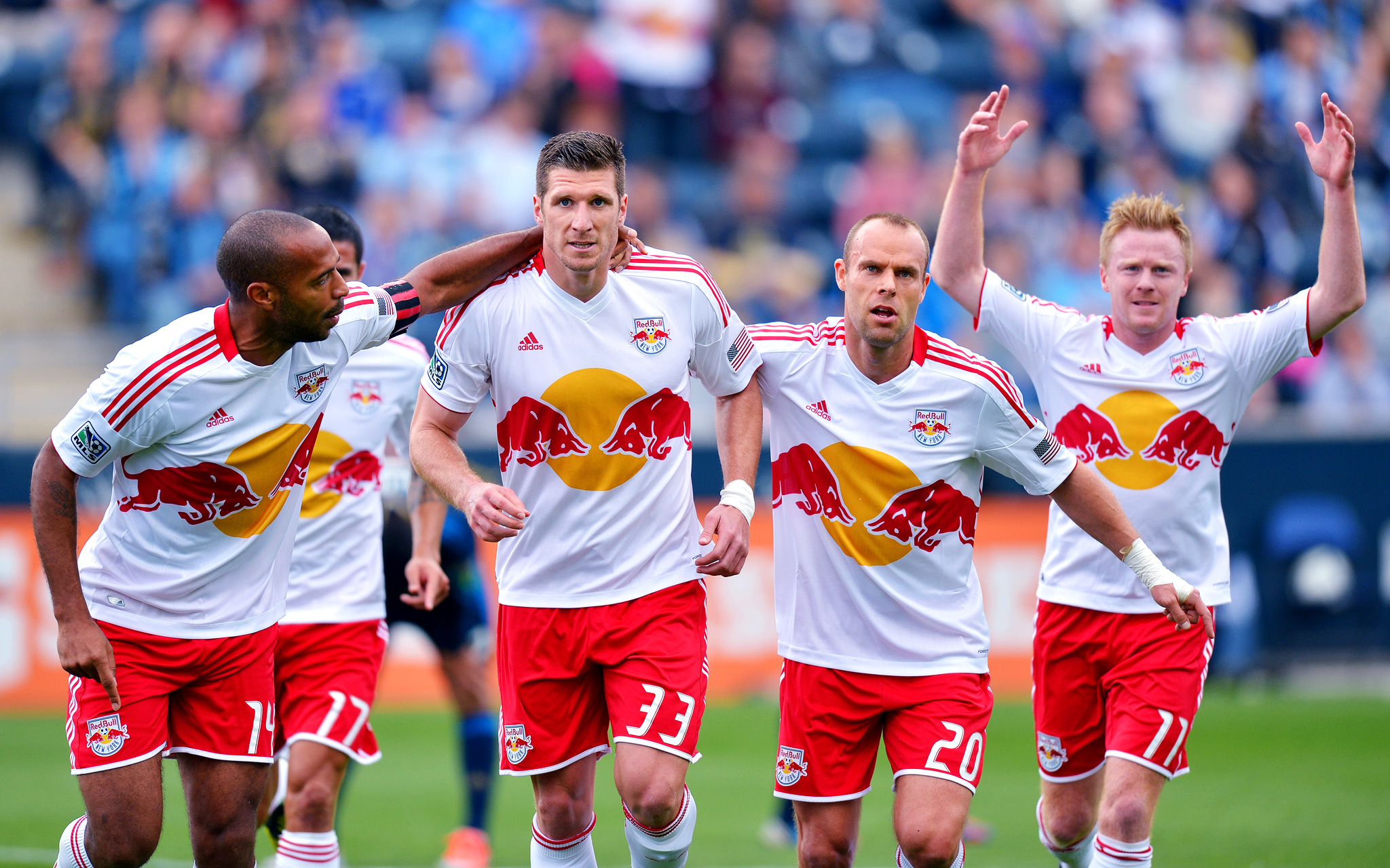 The New York Red Bulls