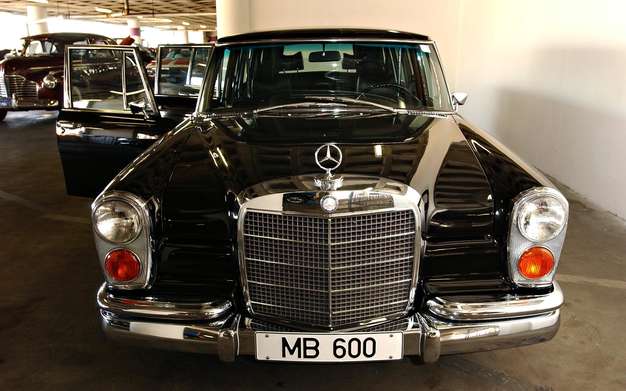 1969 Mercedes Pullman