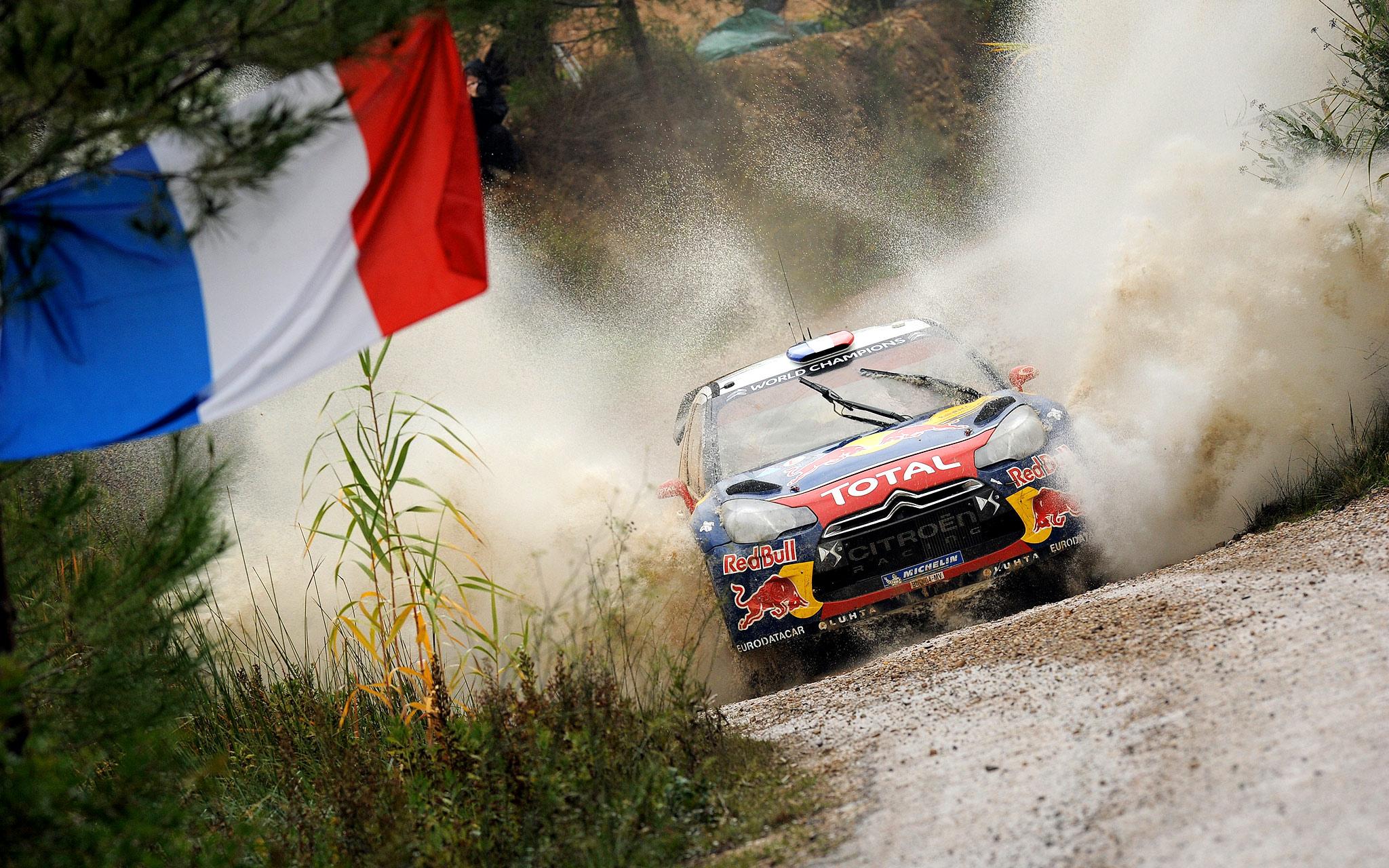 WRC Spain