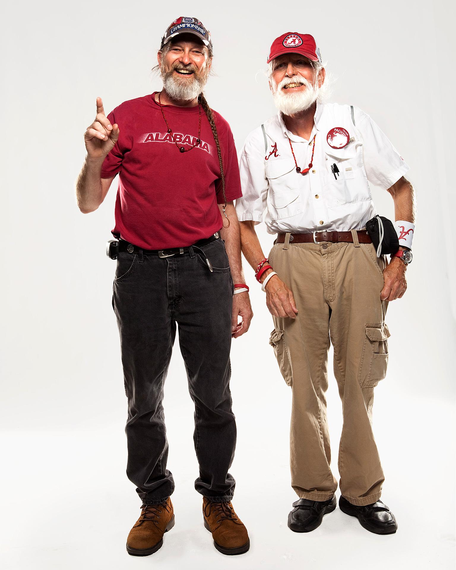 Andrew N. Torbert (left) Birmingham, Al. / fabricator; Stephen Watts Birmingham, Al.