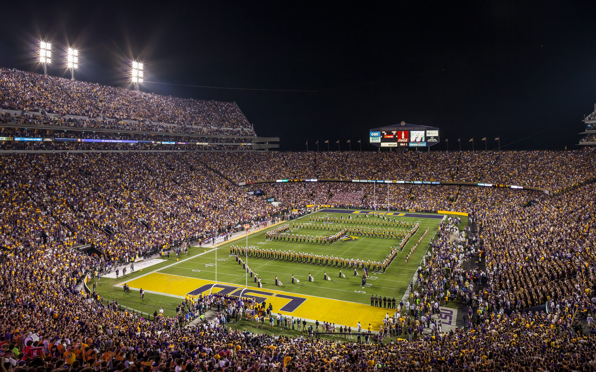 One Day, One Game - LSU vs. Alabama