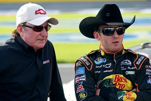 Richard Childress Racing has one full-time spot for Austin Dillon and would like to meld Danica Patrick's partial schedule with Ty Dillon's.