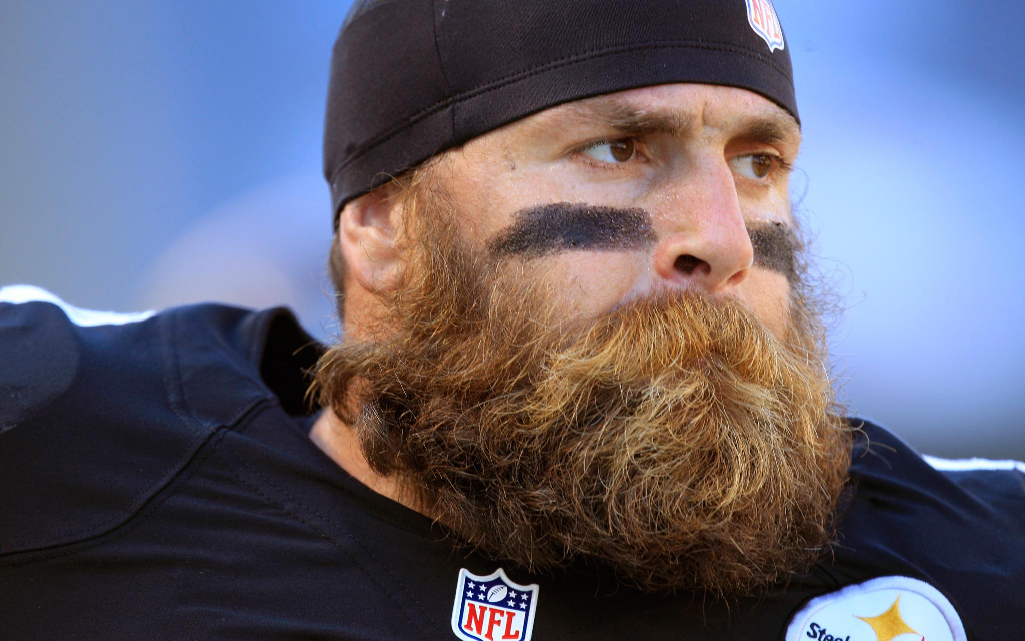Brett Keisel, Steelers