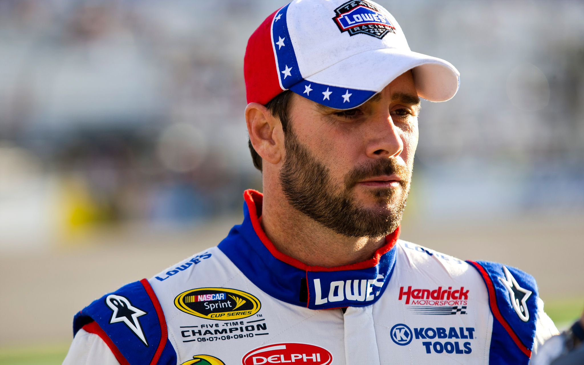 Jimmie Johnson, NASCAR