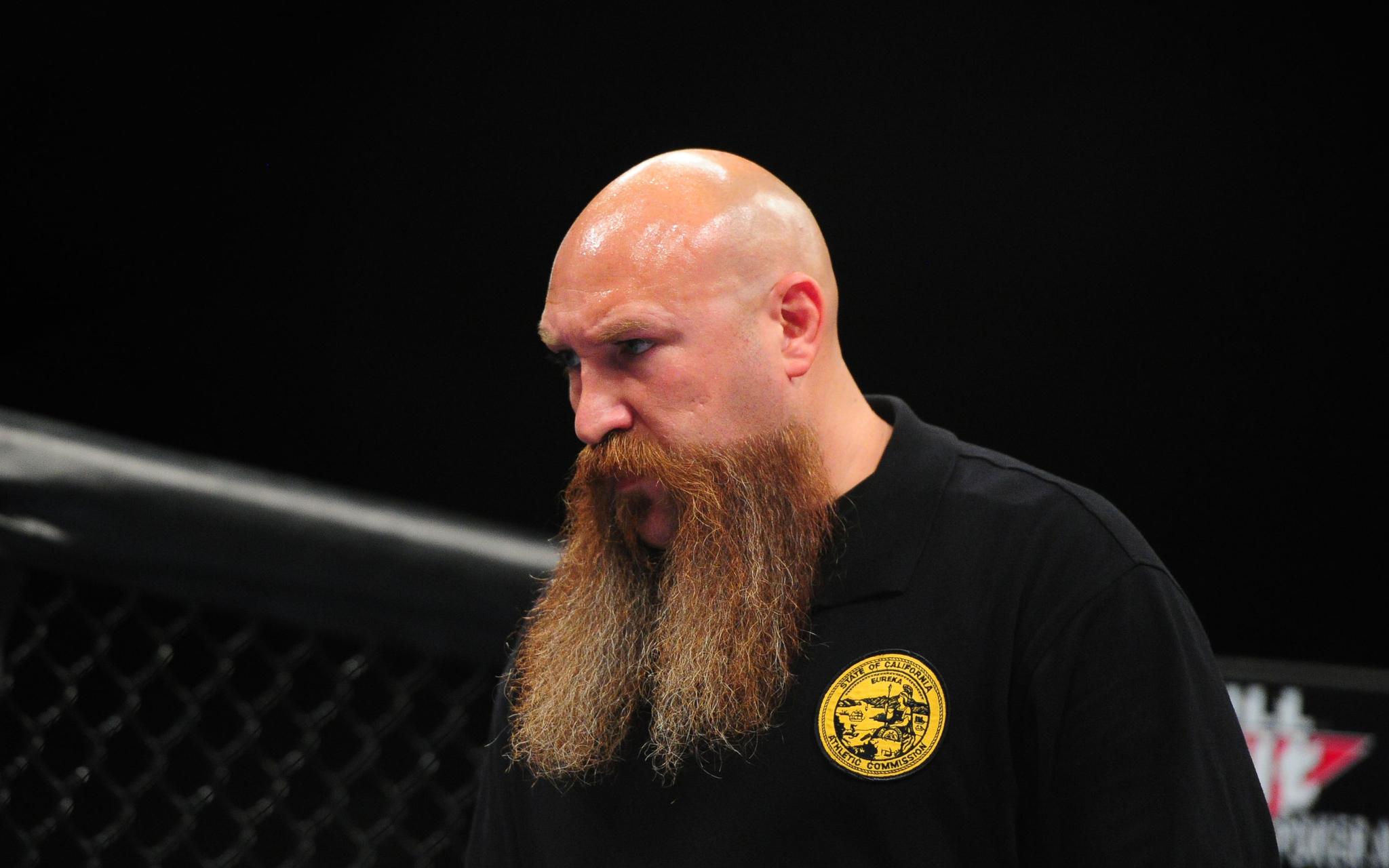Mike Beltran, MMA Referee