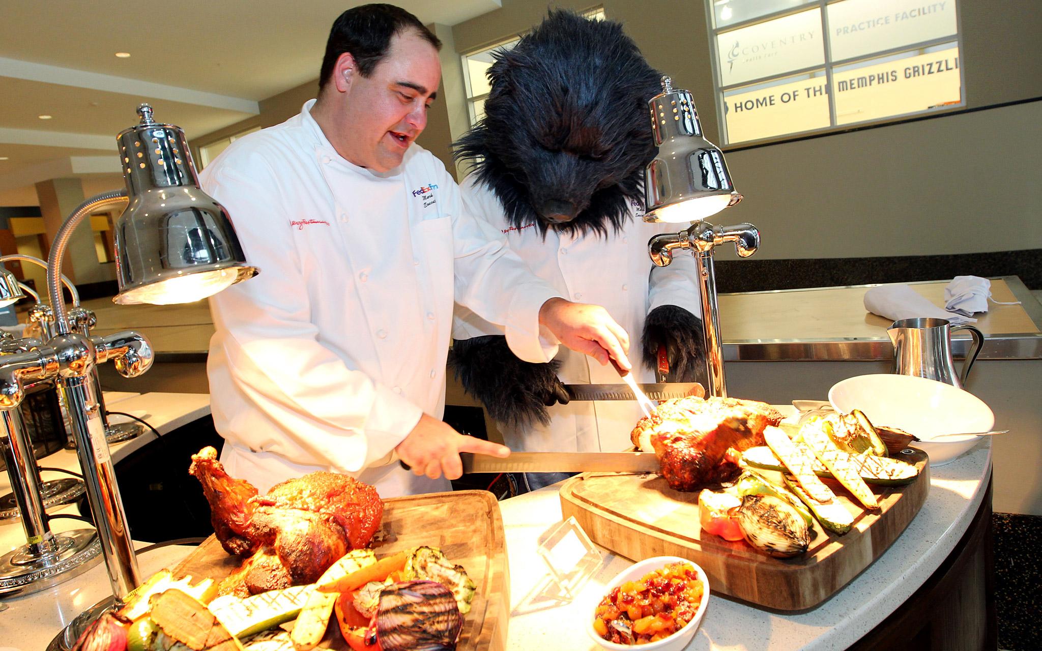 Chef Grizz