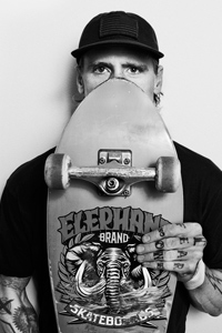 Help Mike Vallely and his Elephant Brand raise funds for Sandy victims.