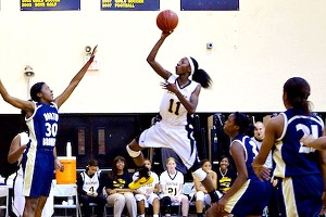 Raigyne Moncrief has always had a knack for getting to the basket.