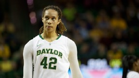 Brittney Griner and Baylor have some more pressing business at hand before the WNBA draft.