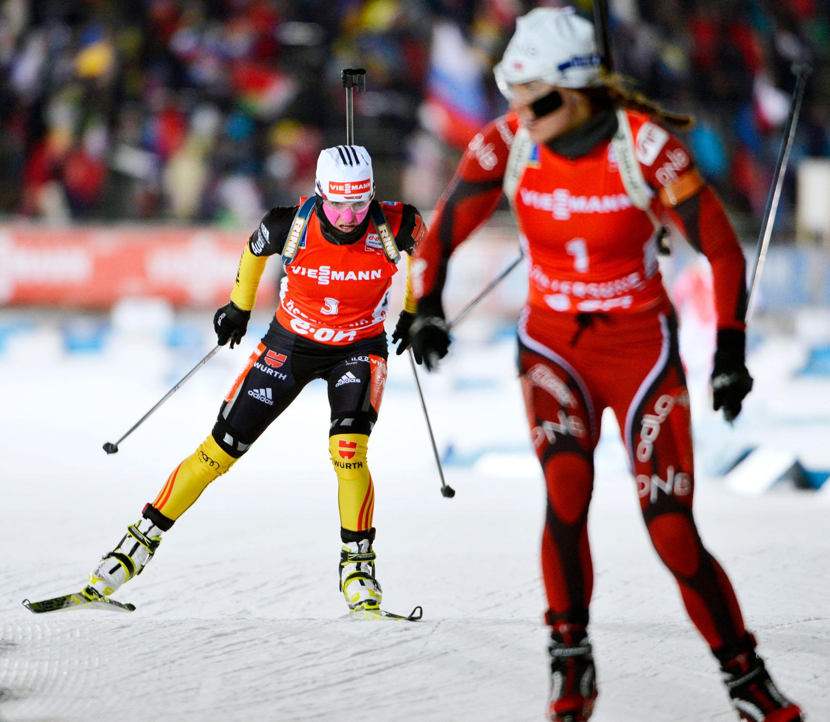 Women's Biathlon