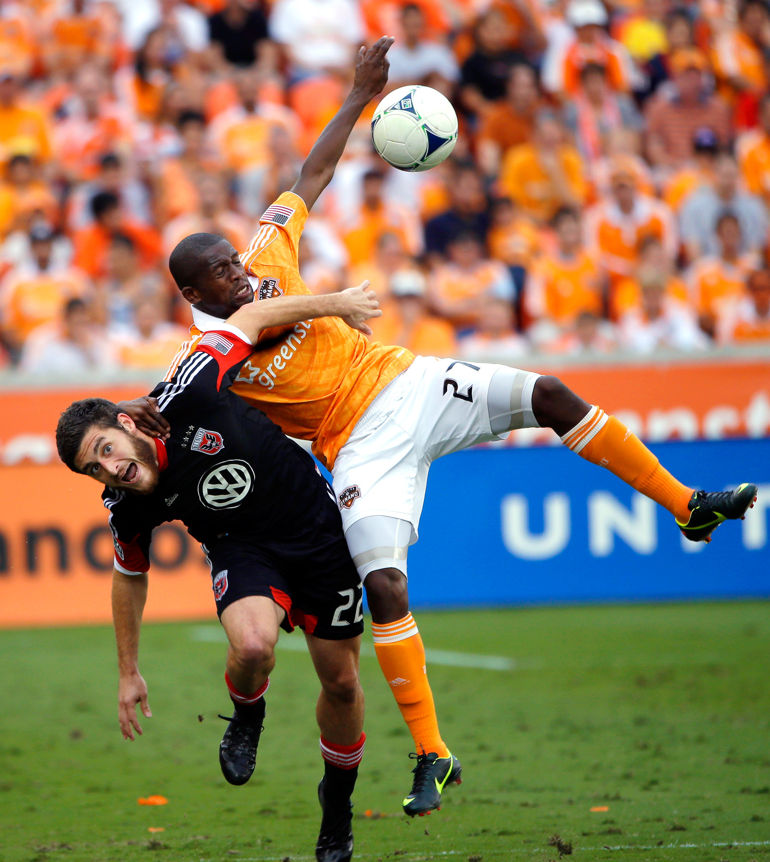 Chris Korb and Boniek Garcia