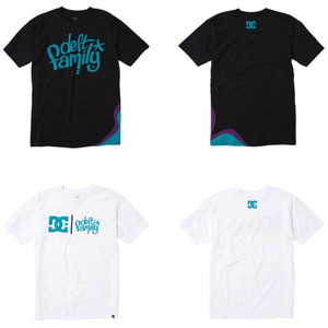 DC Shoes-Deft Family T-shirts
