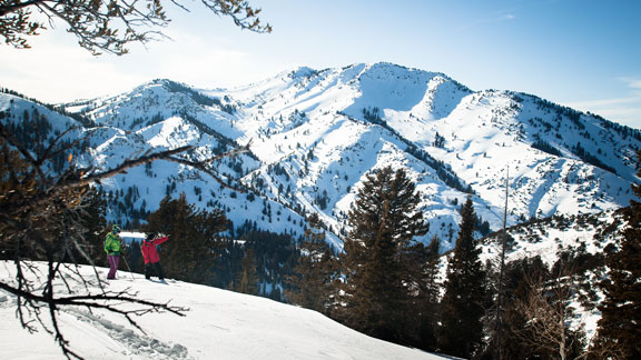 Utah's Powder Mountain is now under new ownership.