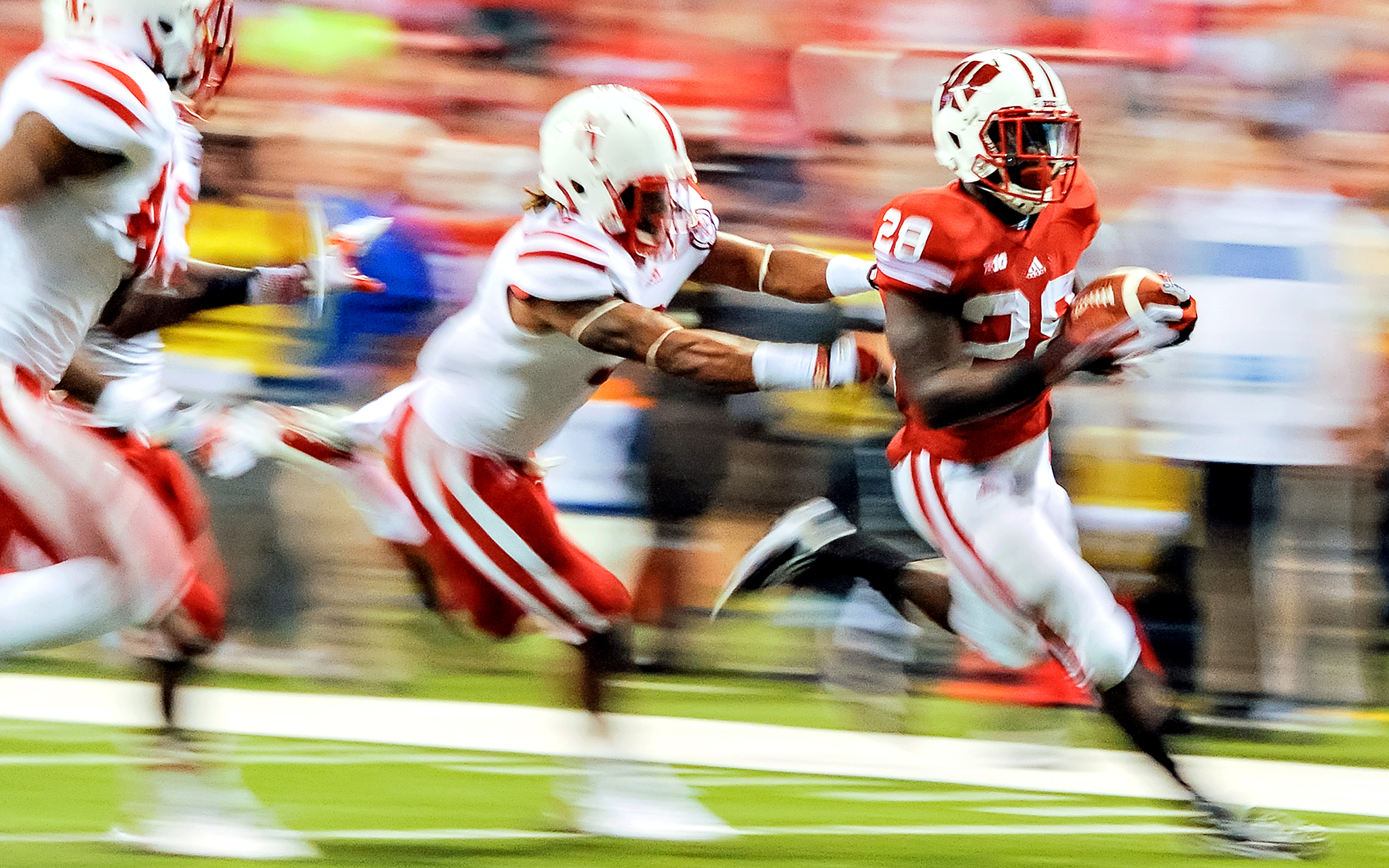 Montee Ball, RB, Wisconsin