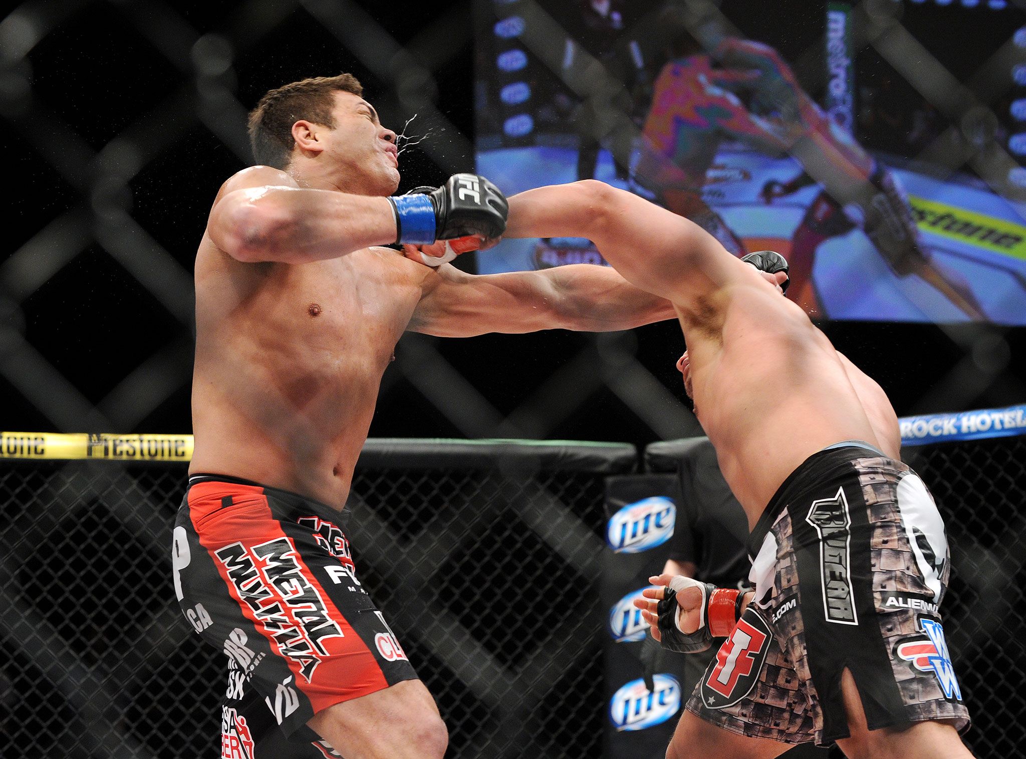 The Ultimate Fighter Finale 16