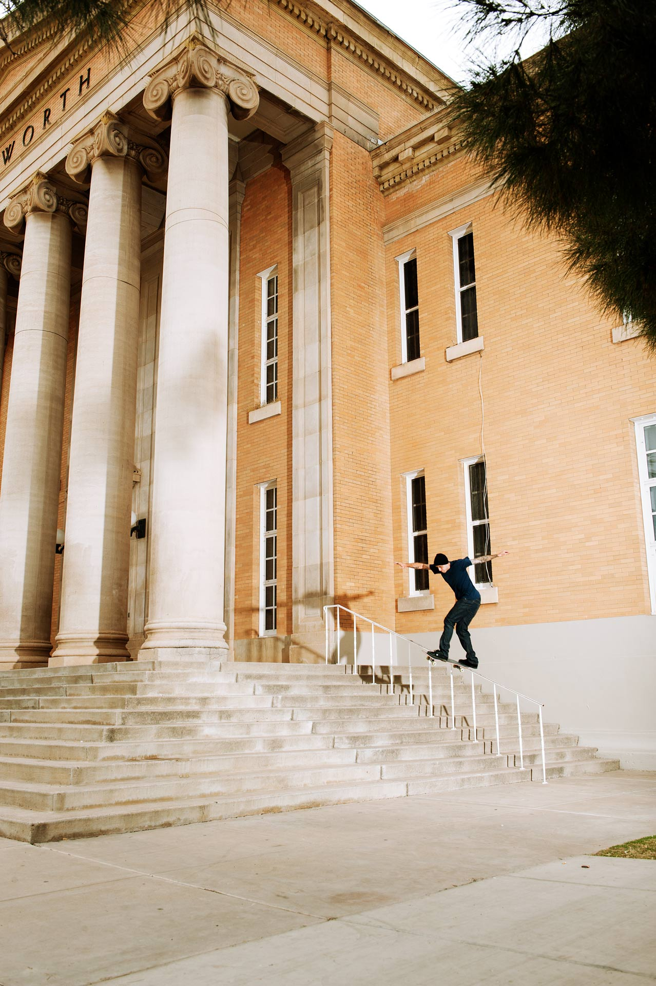 Peter Ramondetta, Back Tail