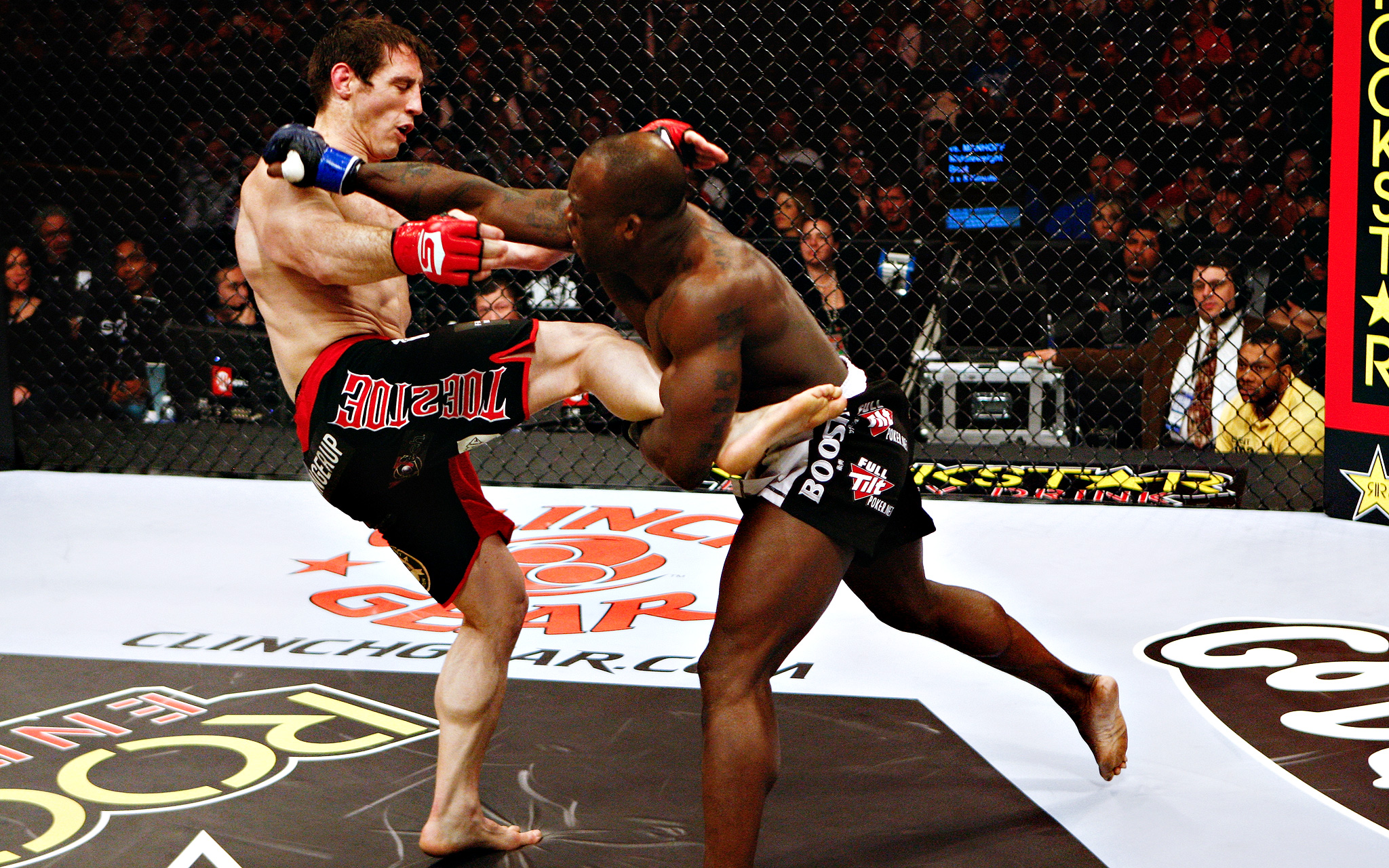 5. Melvin Manhoef
