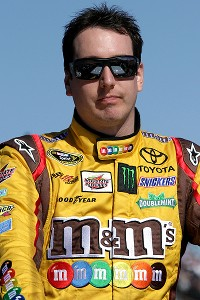 Kyle Busch had an impressive 20 top-10s but finished 13th in the 2012 Sprint Cup standings.