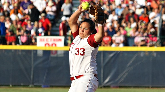 Here's to watching more athletes like Alabama's Jackie Traina turn into stars in 2013.