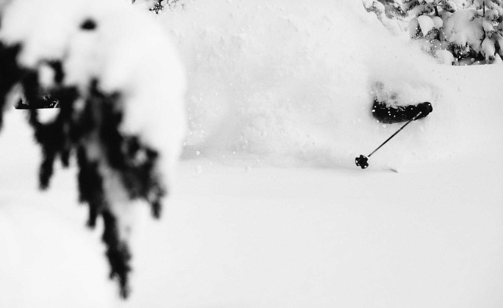 Mystery Skier