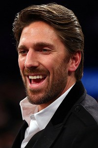 Henrik Lundqvist's dreamy side was part of the Rangers' Girl's Guide.
