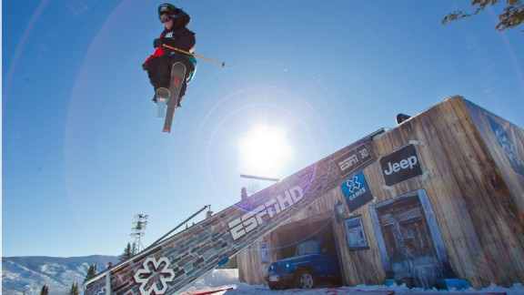 Tom Wallisch, the 2012 Freeskier Magazine skier of the year, will be looking to repeat his gold medal in Men's Ski Slopestyle at X Games Aspen.