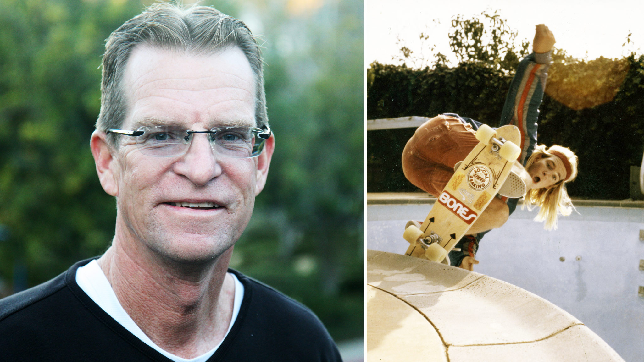 Harvey Hawks, a skateboarding prodigy of the '70s, is now free to roll again.
