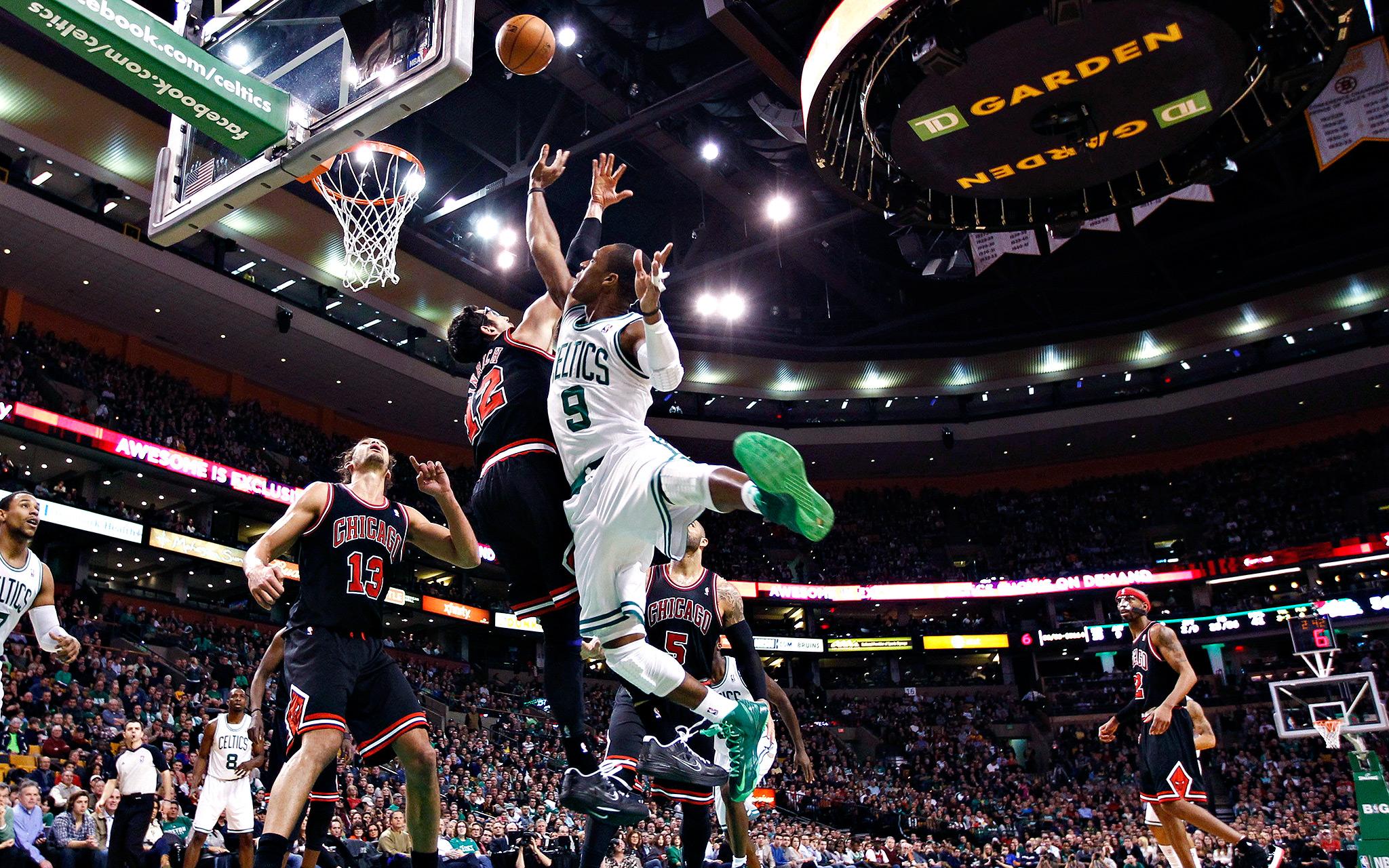 Bulls/Celtics