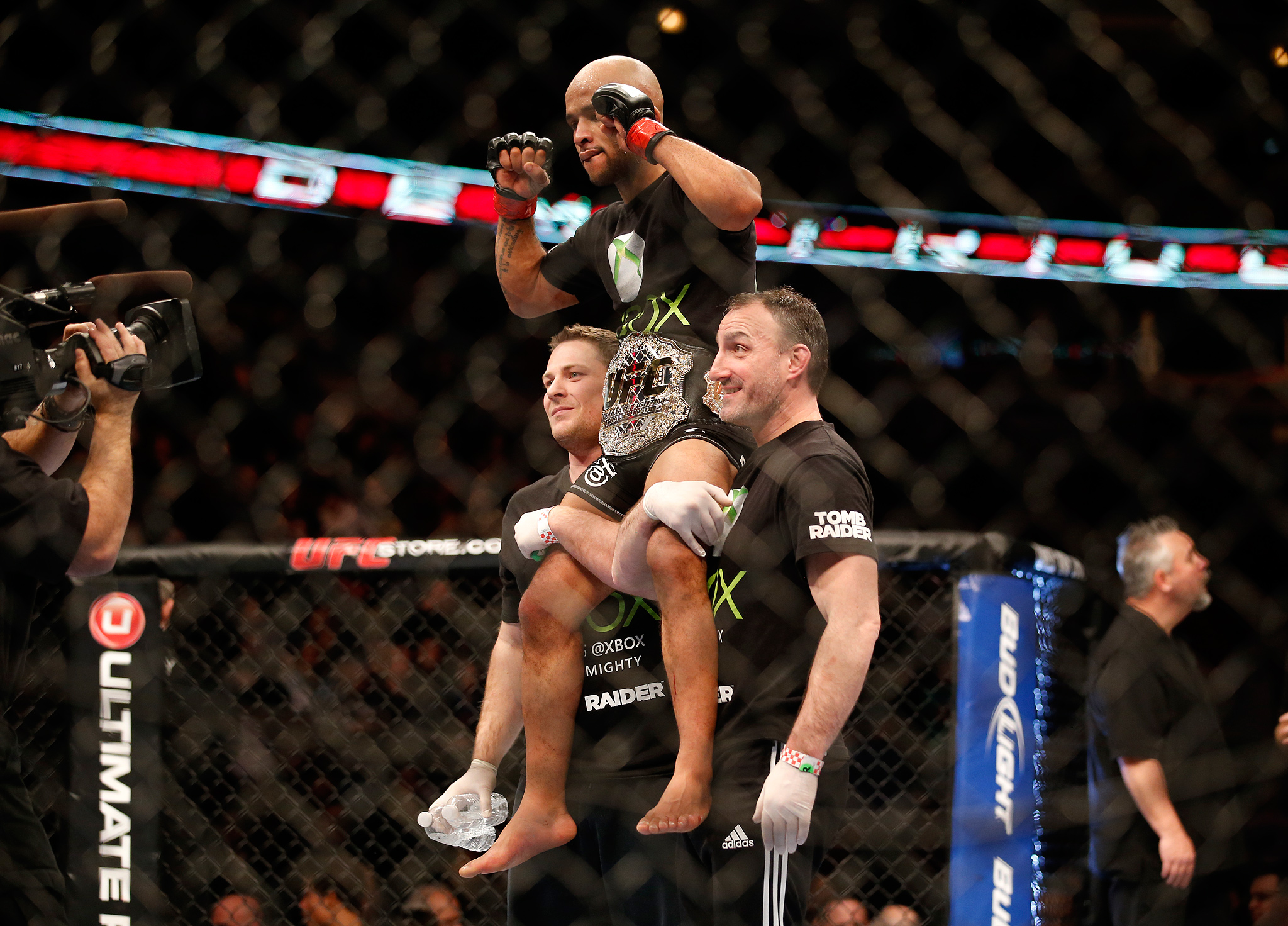 Demetrious Johnson-John Dodson