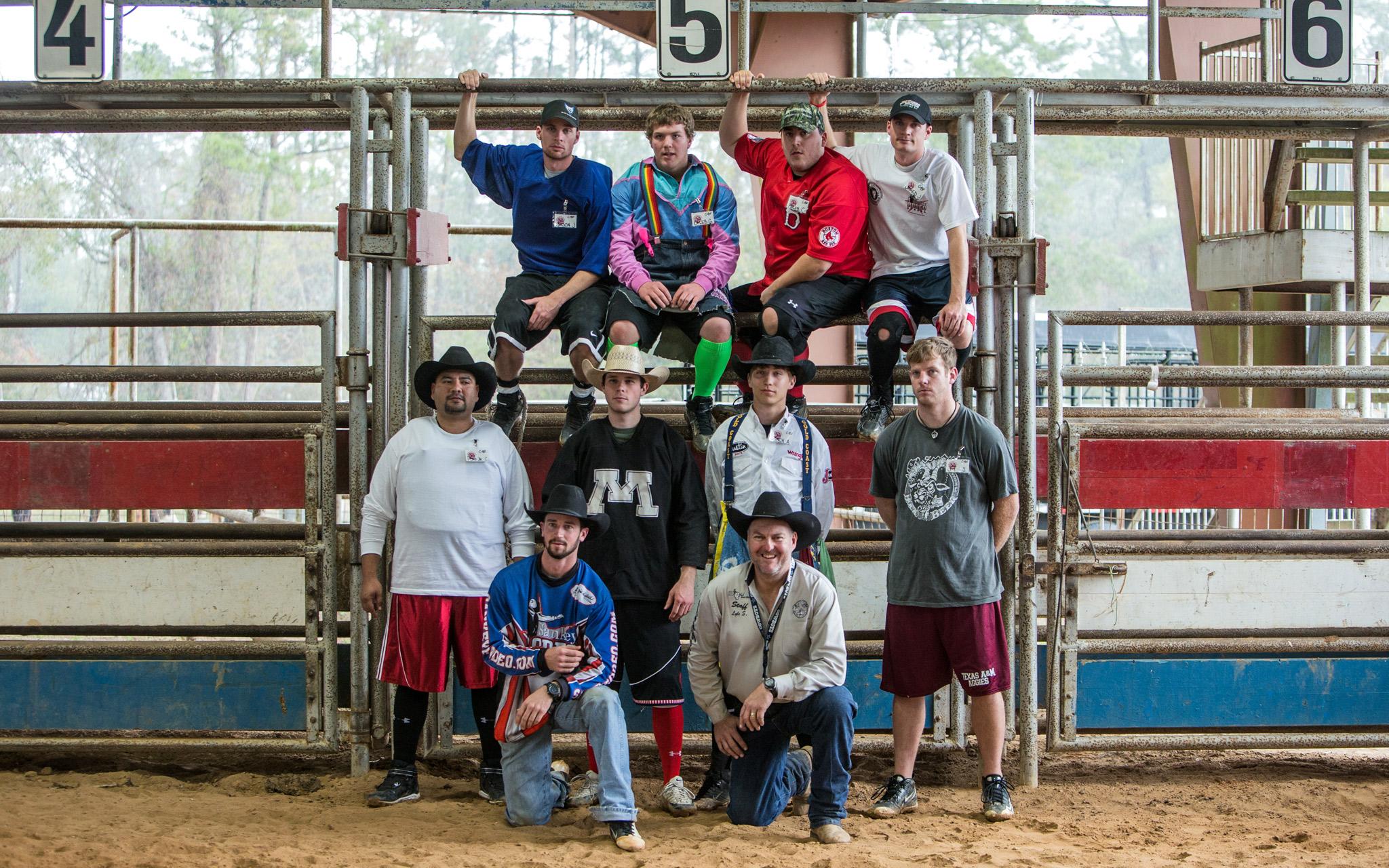 Bull Fighter Class Photo