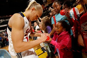 The WNBA was founded in 1996 and began play the following year.