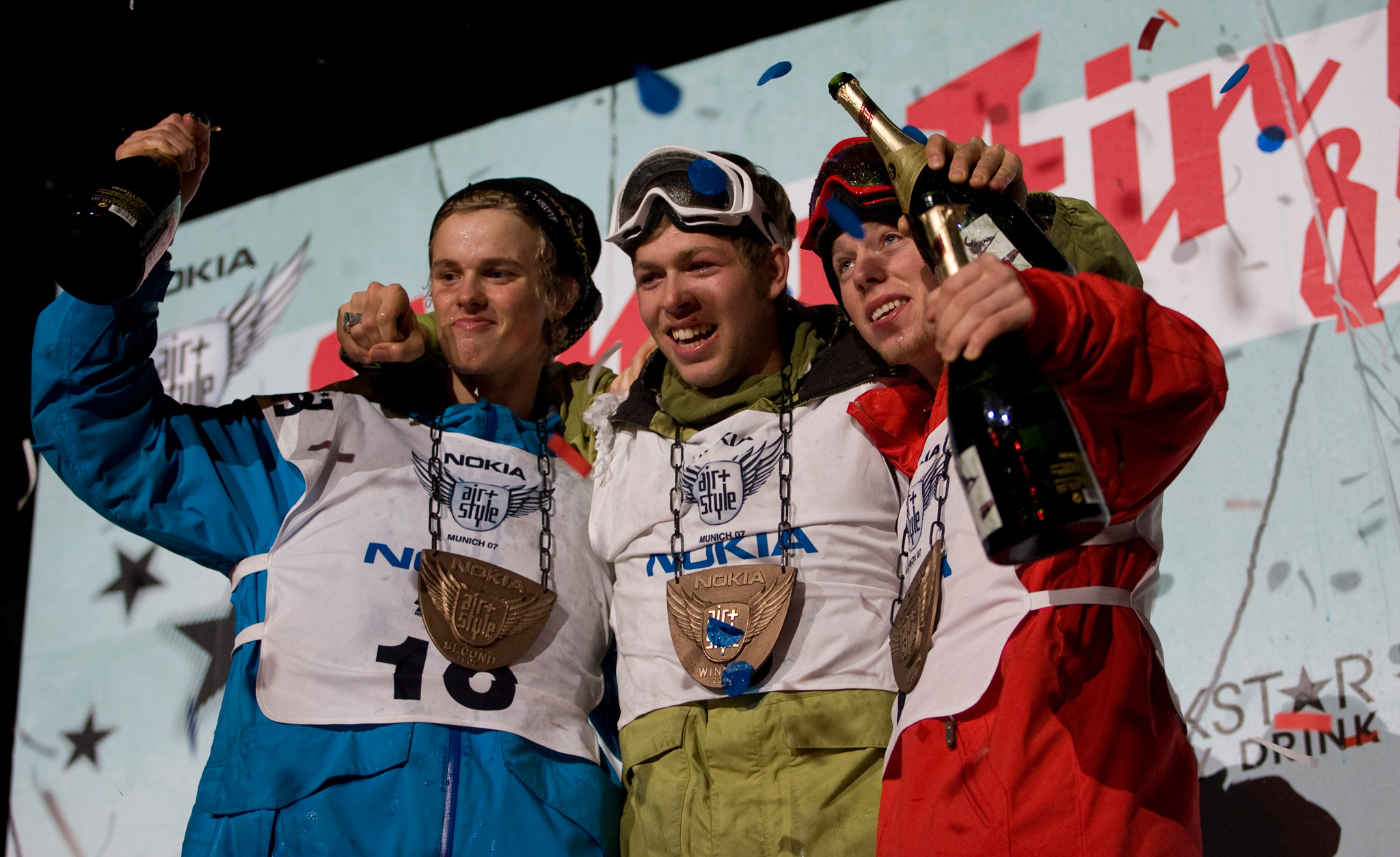 December 2007, Munichbr Winner: Kevin Pearce